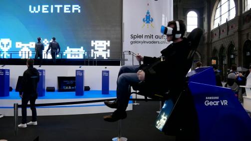 YOVEO realisiert erstes 360°-Livestreaming der Schweiz